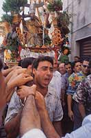 Festa di San Basilio  - San marco d'alunzio (14639 clic)