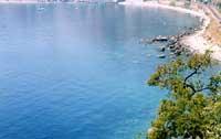 Il Mare a Giardini Naxos  - Giardini naxos (6232 clic)