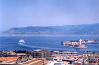 Stretto di Messina  - Messina (32511 clic)