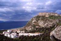 Castello di Milazzo  - Milazzo (10619 clic)