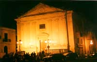 Chiesa di S.Maria Maggiore, Lungomare Garibaldi  - Milazzo (7327 clic)