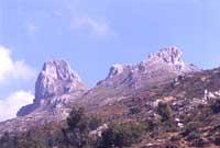 Monti Nebrodi - (Rocca Salvatesta, o Rocca Novara o Rocche del Crasto)  - Nebrodi (12516 clic)