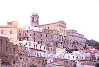La Cattedrale vista dal torrente Provvidenza  - Patti (8508 clic)