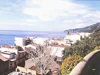 scaletta marina - Vista Sud-Est con sfondo del Capo Ali'   - Scaletta zanclea (7462 clic)