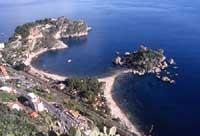 Isolabella e capo Sant'Andrea  - Taormina (6775 clic)