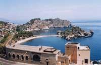 Isolabella e capo S. Andrea  - Taormina (10714 clic)