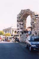 Porta Castelmola  - Castelmola (5277 clic)