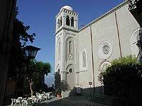 Piazza del Duomo e Duomo di Castelmola  - Castelmola (5106 clic)