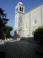 Piazza del Duomo  - Castelmola (4708 clic)