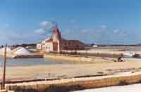 Saline di Marsala - Mulino storico MARSALA Melchiorre Di Maria