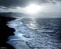 Tratto di costa tra Brolo e Piraino  - Brolo (7209 clic)