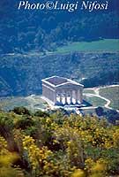 Tempio di Segesta  - Segesta (1675 clic)