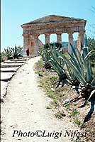 Tempio di Segesta  - Segesta (1523 clic)