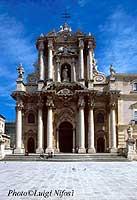 Duomo di Siracusa  - Siracusa (7178 clic)