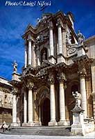 Duomo di Siracusa  - Siracusa (1621 clic)