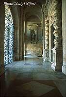 Duomo di Siracusa - Vestibolo del duomo (o endonartece)  - Siracusa (10789 clic)