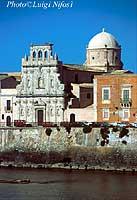 Chiesa dello Spirito Santo - Ortigia  - Siracusa (2854 clic)