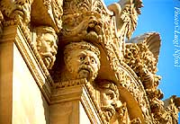 Palazzo Impellizzeri Particolare - Ortigia   - Siracusa (4116 clic)