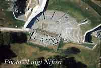 Teatro Greco di Palazzolo Acreide  - Palazzolo acreide (8406 clic)