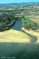 La foce del fiume Irminio  - Irminio (5237 clic)