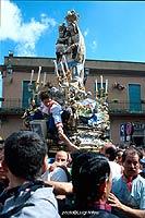 La Madonna di Gulfi - è una festa che si celebra dal 1644   - Chiaramonte gulfi (5903 clic)