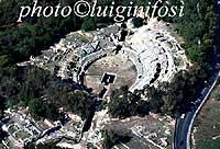 l'anfiteatro romano  - Siracusa (3949 clic)