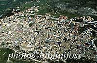 Panorama aereo di Buscemi  - Buscemi (4145 clic)