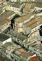 Panorama aereo di Buscemi  - Buscemi (4979 clic)