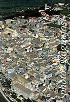 Panorama aereo di Buscemi  - Buscemi (4618 clic)