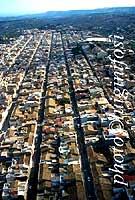 Panorama aereo di Canicattini Bagni  - Canicattini bagni (4994 clic)