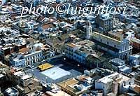 Panorama aereo di Carlentini  - Carlentini (6171 clic)