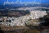 Panorama aereo di Carlentini  - Carlentini (5426 clic)