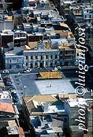 Panorama aereo di Carlentini, Piazza A. Diaz  - Carlentini (6003 clic)