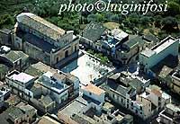 Panorama aereo di Cassaro  - Cassaro (6052 clic)
