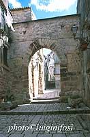 Arco dell'Annunziata  - Chiaramonte gulfi (5030 clic)