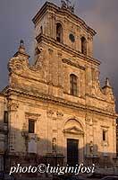 Chiesa Madre  - Chiaramonte gulfi (5446 clic)