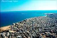 Panorama di Pozzallo e del Porto  - Pozzallo (5289 clic)