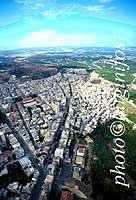 Panorama aereo di Francofonte  - Francofonte (6119 clic)