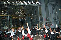 Pasqua a Ispica - il padre alla colonna  - Ispica (6403 clic)