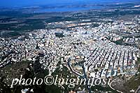 Panorama aereo di Lentini  - Lentini (4317 clic)
