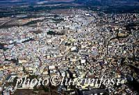 Panorama aereo di Lentini  - Lentini (5062 clic)