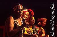 Miriam Makeba in concerto  - Marina di modica (3150 clic)