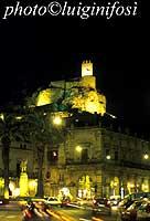 Il castello di notte  - Modica (2458 clic)