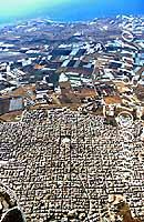 Panorama aereo di Pachino - veduta aerea della città da Nord  - Pachino (8513 clic)