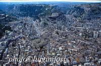 Panorama aereo di Scicli  - Scicli (4243 clic)