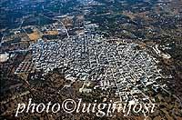 Panorama aereo di Solarino  - Solarino (6896 clic)