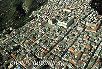 Panorama aereo di Sortino  - Sortino (6597 clic)