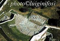 Teatro greco  - Palazzolo acreide (4226 clic)