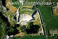 Teatro greco  - Palazzolo acreide (4536 clic)