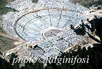 Teatro greco  - Siracusa (2952 clic)
